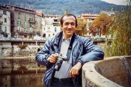 Paolo in Liguria
